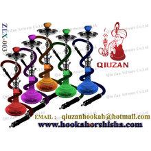Mode entwerfen große farbige transluzente schwere Welle Wasser Shisha
