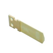customized high precision ceramic structure porous aluminum ceramic sheet