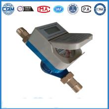 Intelligent Water Flow Meter with Control Valve Prepaied Function