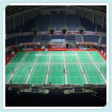 BWF approved PVC Badminton courts floor Badminton Flooring
