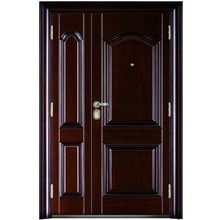 Popular exterior high quality steel door