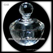 Garrafa De Perfume De Cristal Agradável C143