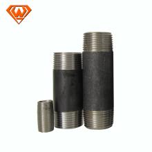 EN10241 Hilos de tubo de acero al carbono con doble rosca