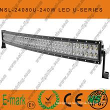 Barra de luces LED CREE de 40 ′ ′ 240W para conducción fuera de carretera