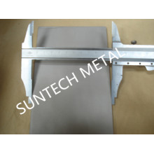 Folha de titânio ASTM B265