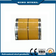 Tôle d'acier galvanisée prépeinte de haute qualité à bas prix
