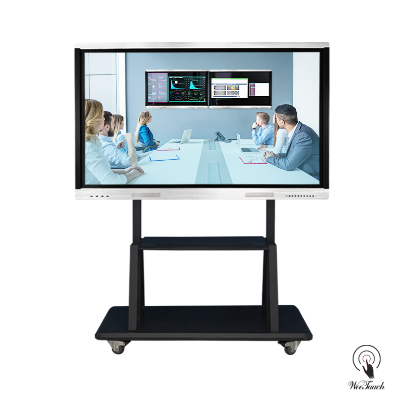 70 Inches Business Interactive Panel With Mobile Stand