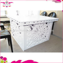 Wholesale Sinofur pattern can be customized Rugged NO PAINTING wooden table
