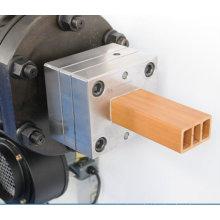 Línea de Producción de Perfil Plástico PP / PE WPC / Línea de Extrusión