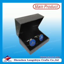 Souvenir Metal Cufflinks 2015 with Fashion Epoxy Gift Box