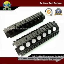 CNC Machining Photographic Accessories Aluminium CNC Case with Black Anodized
