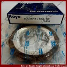 Nagelneues KOYO 60UZS417T2X-SX einreihiges Exzenterrollenlager ohne Verschlusskragen für Großverkauf
