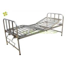 Stainless Steel Crank Patient Bed