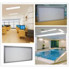 40W 60 * 60 centímetros painel de luzes do diodo emissor de luz luz do painel do teto