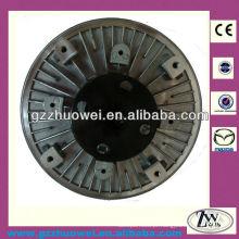 Embreagem pequena do ventilador do radiador do automóvel para 2002 ano Mazda WL21-15-150 / WL81-15-150A