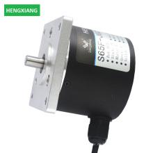 65mm solide Welle Encoder Verpackung inkrementelle synchronen Schrittmotor Encoder