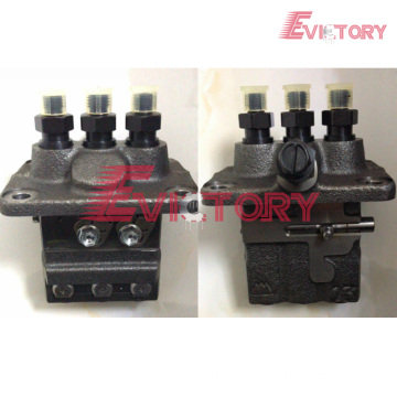 VOLVO D6E injector nozzle D6E fuel injection pump