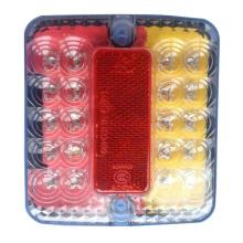 LED Multi Function Stop Tail Turn License Indicator Rear Light