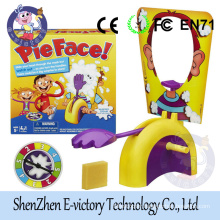 Funny Face Games Novelty Fun Anti Stress Prank Cream Pie Game