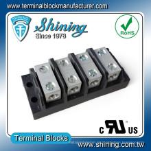 ТГП-050-04BSS 600В 50А 4 способ питания Сварочный Электрический клеммник