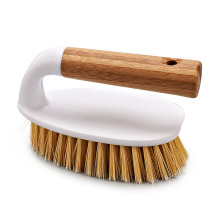 Customized Chinese Gold Suppliers Kitchen Dish Brush Wood With Wooden Handle