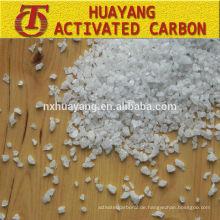 36 mesh abrasives weißes geschmolzenes Aluminiumoxid (WFA) für Sandstrahlen