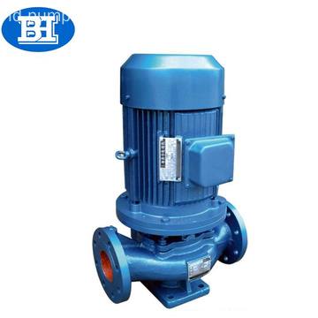 ISG series water pump pompa sentrifugal vertikal