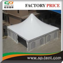 7*7 Waterproof PVC Fabric outdoor pagoda tent