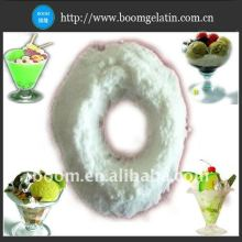 кристаллический порошок глюкозы еды
