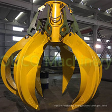 Durable Material Electric Hydraulic Grab Bucket