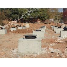 Base Isolation Bearing Exported to Nepal