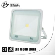 Lumière d'inondation blanche de l'ÉPI LED du réflecteur 70-80lm / W du lumen élevé 50W