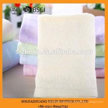 Wholesale colorful bamboo fiber baby washcloth