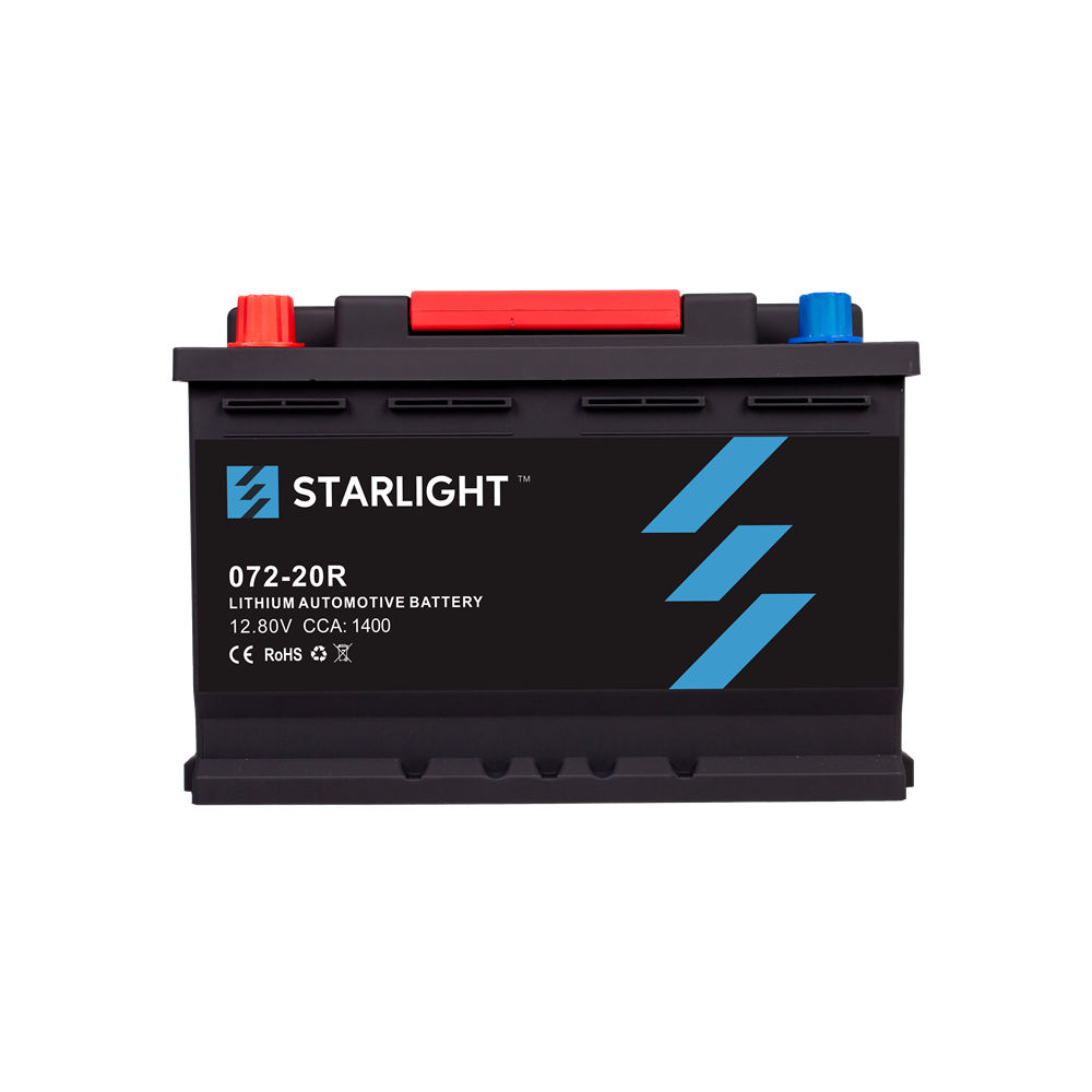 12v Lithium Starting Battery