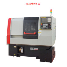 CNC Lathe With Precision Linear Guideways