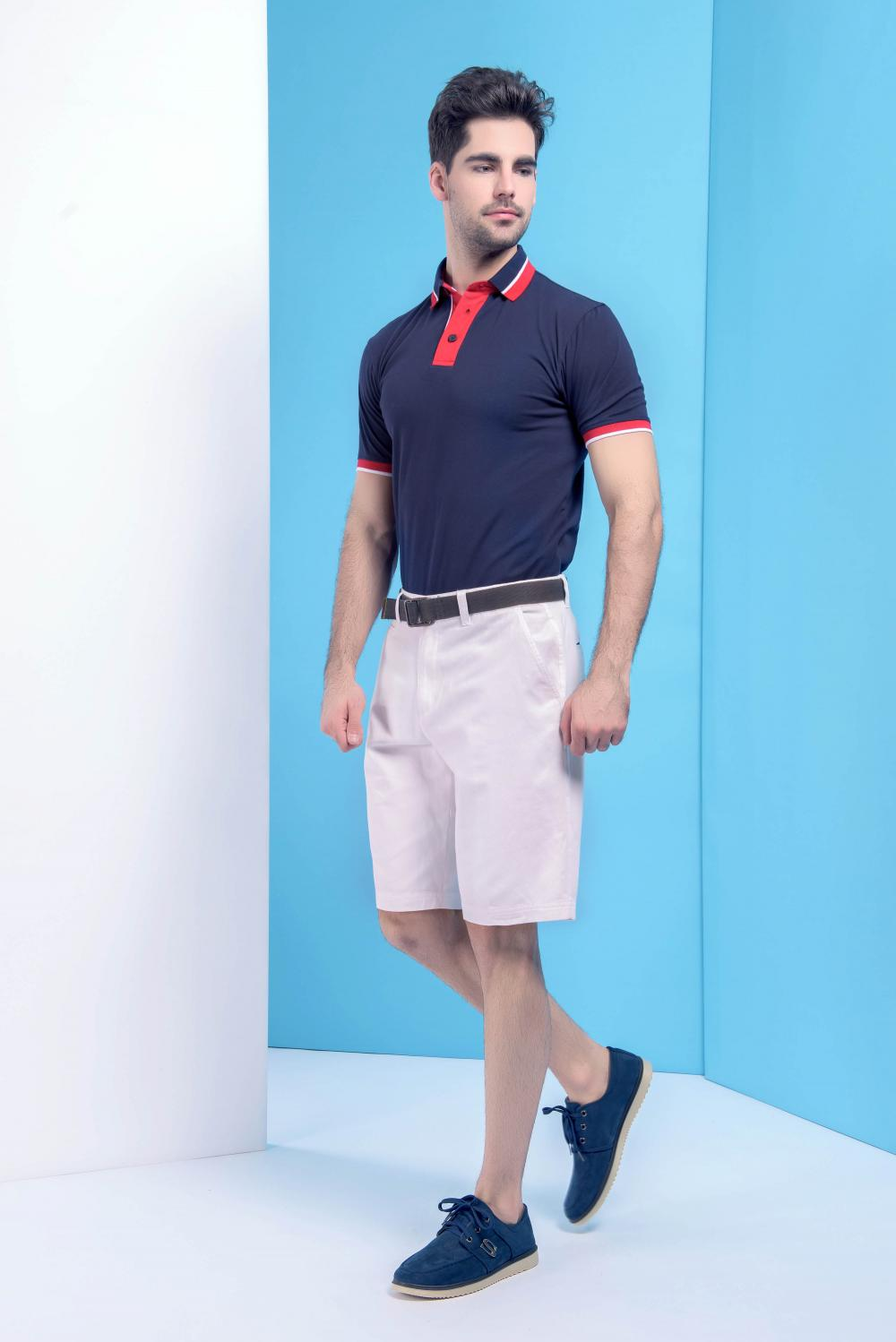 Men's business shorts