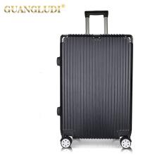 Maleta maleta con maleta de viaje de 3 piezas.