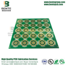 Free Sample 2 Layers Quickturn PCB Paypal