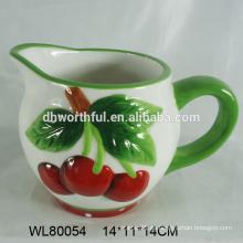 Jarrones de cerámica de agua preciosa
