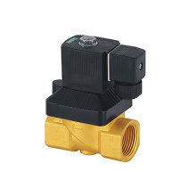 QT5404 Series Solenoid Valve for High Pressure and High Temperature