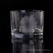 Best Selling Round Glass Candle Holders