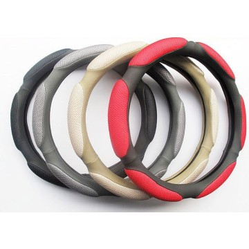 3d three-dimensional slip-resistant steering wheel cover