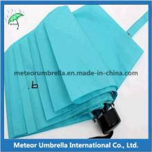 Parapluie pliable / parapluie de promotion / parapluie bon marché / cadeau d'élimination