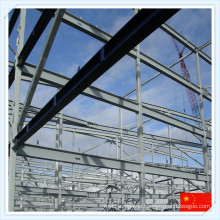 Q235 Q345 High-Strength Stee Frame for Factory Workshop