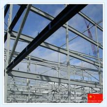 2016 nova estrutura de aço de estrutura de aço modular