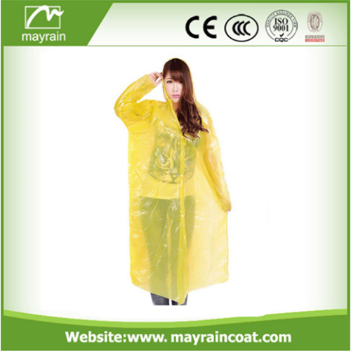 Raincoat PE Waterproof