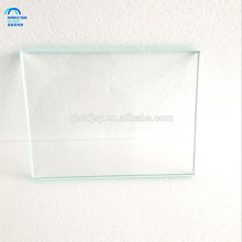 Clear Tempered Safety Glass for Table Top with Round / flat Polished Edges