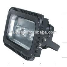 La venta caliente impermeable 150w ip65 CE y RoHS aprobó las piezas llevadas del reflector