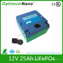 New Products 2015 12V 25ah Lithium Battery for Cavanran
