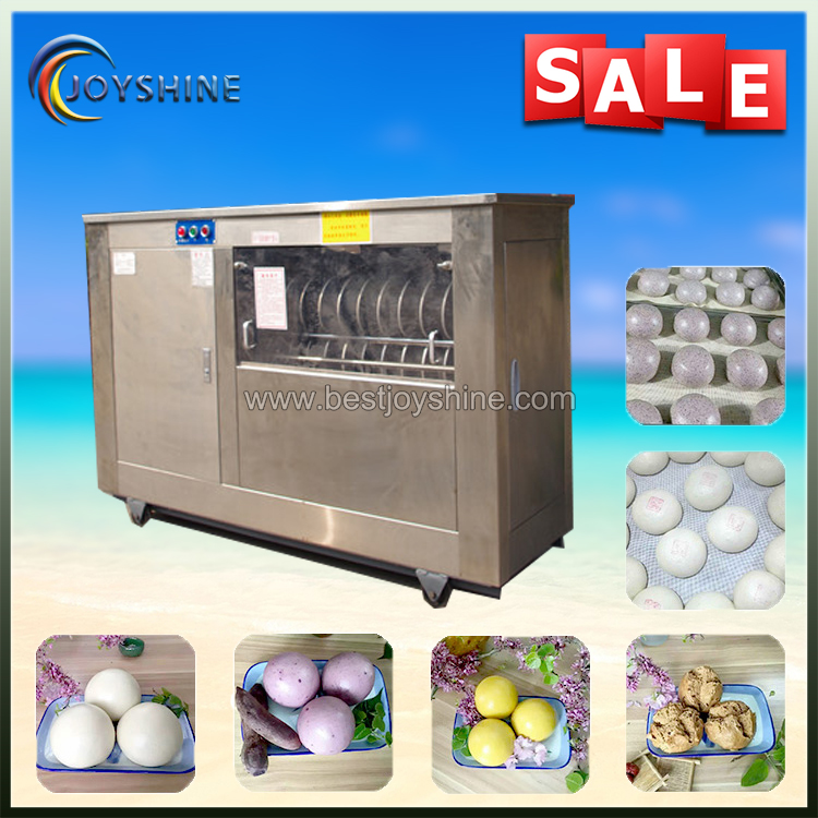 High-output Commercial Round Steamed Bun Making Machine